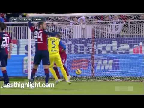 Serie a goals of the season 2014/15