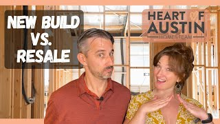 New Build vs Resale Homes | Pros and Cons