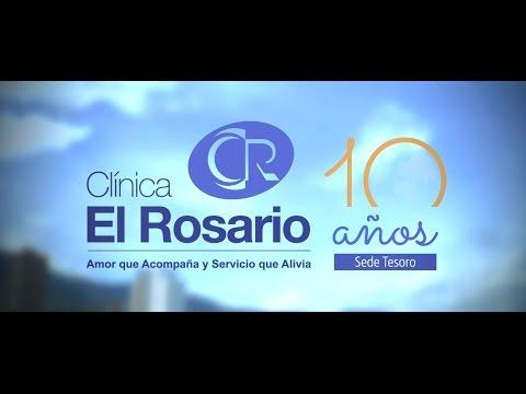 Clínica El Rosario, Sede Tesoro 10 Años