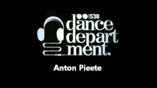 Anton Pieete - Dance Department