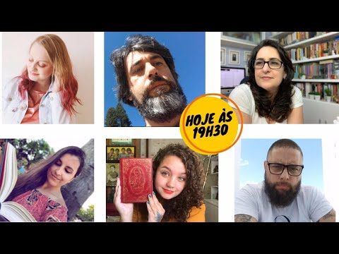 Happy Hour Com Booktubers