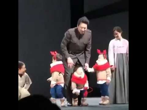 Song Il Kook And Triplets Christmas