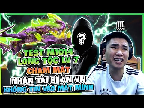 (FREEFIRE) TEST M1014 LONG TỘC LV 7 , CHẠM MẶT NHÂN TÀI BÍ ẨN VIỆT NAM , BÁC GẤU TỈNH NGỦ !