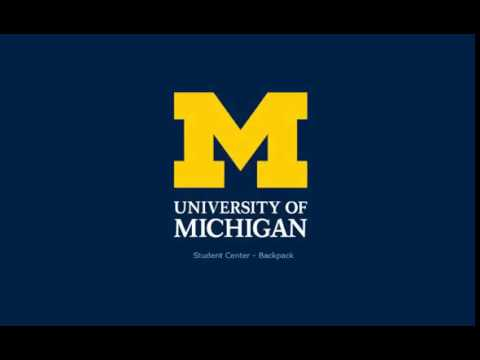 Student Center - Backpack -  University Of Michigan