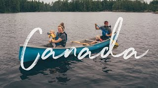 Canada's NEW National Park | Family Travel Vlog