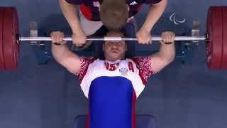 Powerlifting - Men