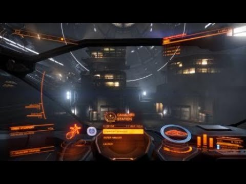 Elite Dangerous: more hilarious auto-dock music