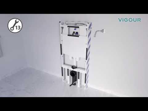 Montagevideo VIGOUR WC-Modul