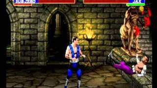 "Mortal Kombat 3 - Midway Arcade Treasures 2 - ""Sub Zero Run"""