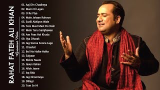 Soulful Sufi Songs of Rahat Fateh Ali Khan   AUDIO JUKEBOX   Best of Rahat Fateh Ali Khan Songs HIT