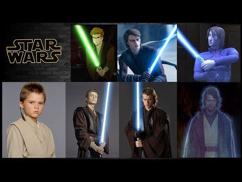 Anakin Skywalker: Evolution (TV Shows And Movies) - 2019