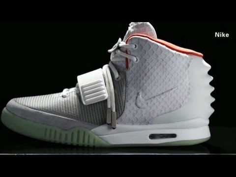 Camp out for Kanye West design NikeAir Yeezy 2's