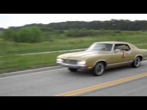 1970 Cutlass SX Drive By