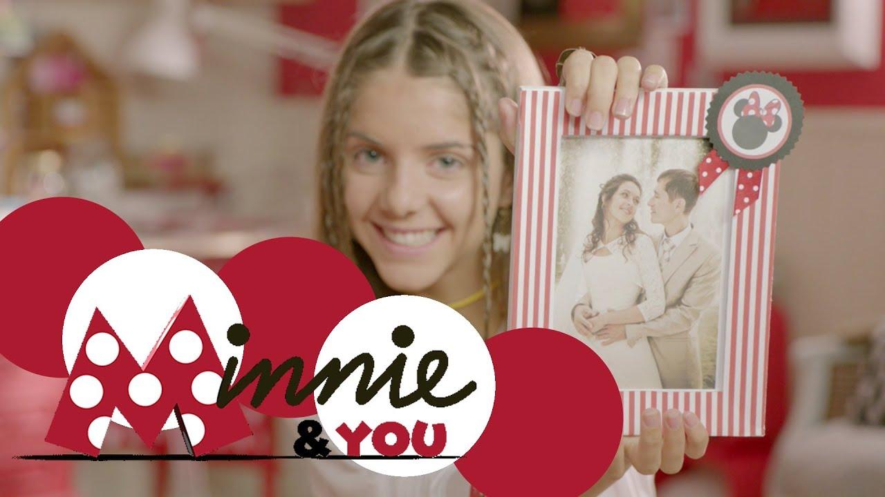 Minnie & You - Bilderrahmen verschönern - Disney Deutschland - YouTube