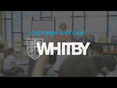 Customer Success: Whitby School