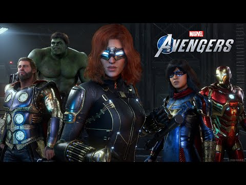 June Marvel's Avengers WAR TABLE