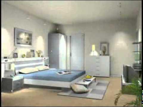 Thiết kế phòng ngủ 3D