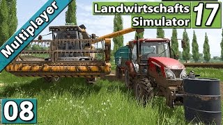 verwirrter Gadarol ► LS17 Multiplayer deutsch #8