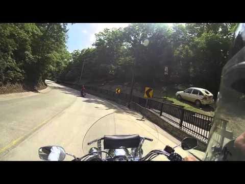 Eureka Springs Motorcycle Trip