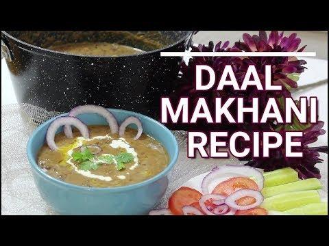 Dal Makhani Recipe | Fatma's Kitchen