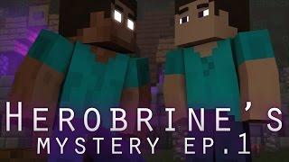 Download Video Herobrine's Mystery: Episode 1 - Minecraft Animation MP3 3GP MP4
