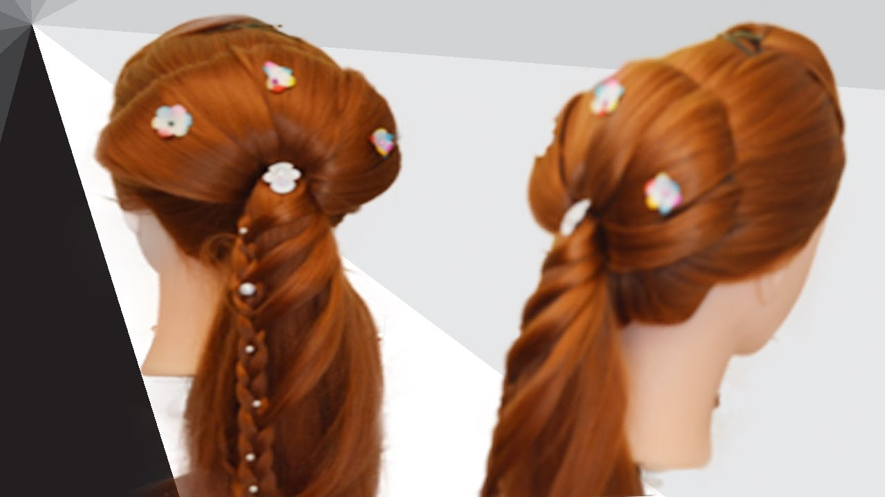 Traditional Hairstyle For Reception Wedding Reception Hairstyles - Bun hairstyle for reception