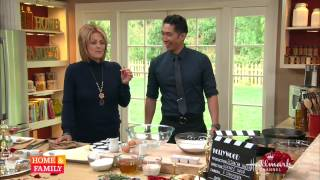 How to Throw an At-Home Oscar Party with Chef Ronnie Woo