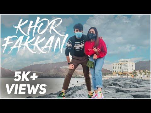 Khor Fakkan I Places To Visit In Khor Fakkan I Oceanic Khorfakkan Resort I Travel Vlog I Wasalicious