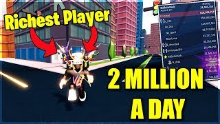 'FASTEST' CRAZY WAY TO GET CASH IN ROBLOX JAILBREAK (ROBLOX JAILBREAK GLITCH)
