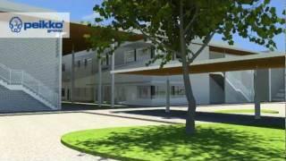 DELTABEAM® School Concept