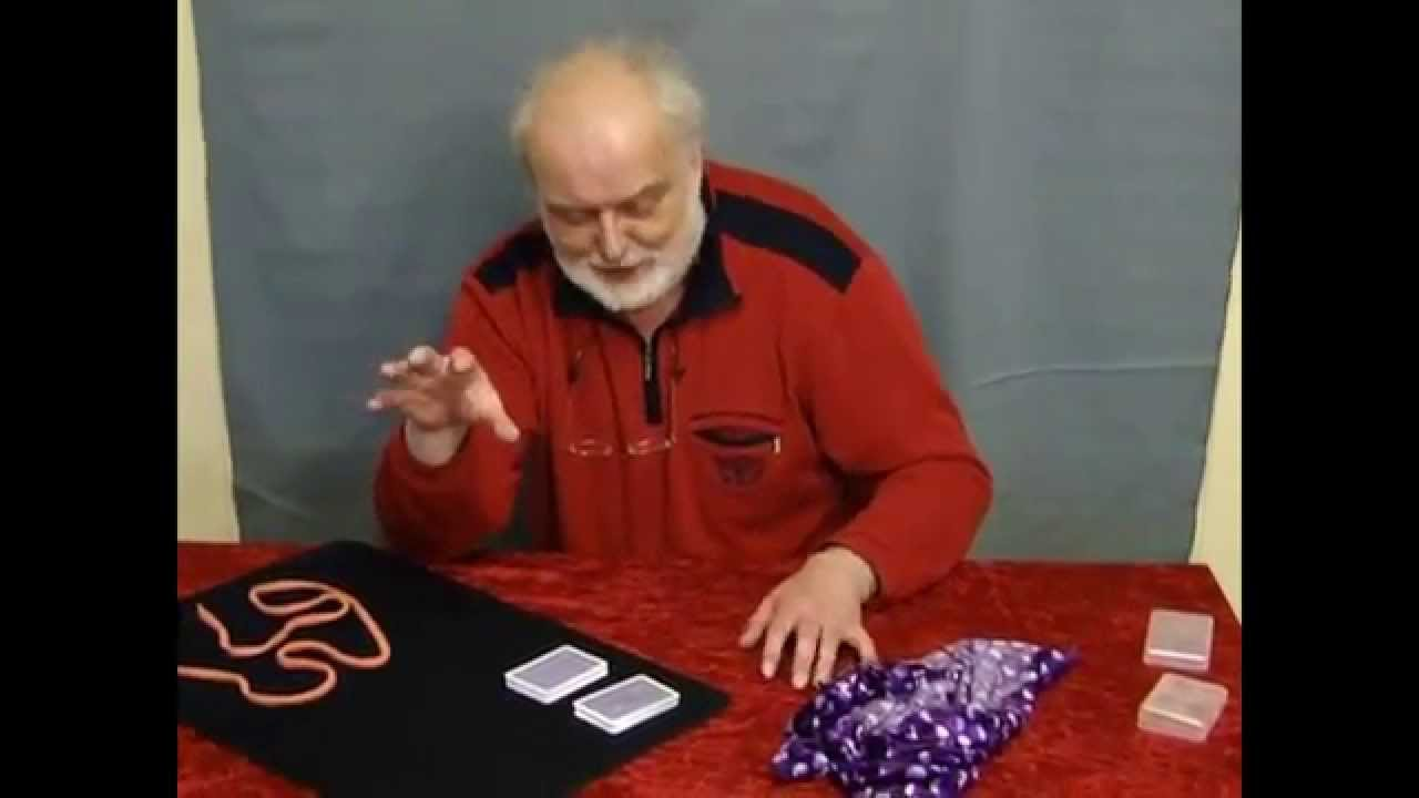 Karten FГјr Zaubertricks