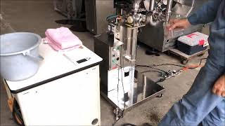 充填機 アラハタフードマシン ESKエアー式|食品機械ネットhttps://skikai.net/stock/it-02486.html