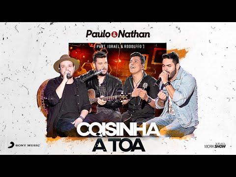 Paulo e Nathan - Coisinha à Toa - DVD Backup Acústico