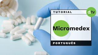 DOTLIB - IBM Micromedex (Português) - Tutorial