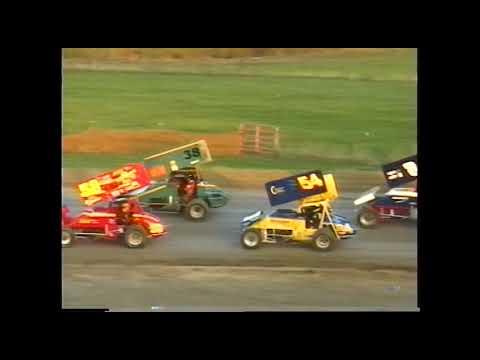 Sprints On Dirt -Crystal Motor Speedway 4.22.2000