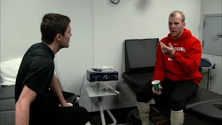 Best of RTWC: Bickell and Shaw Chat in Trainer