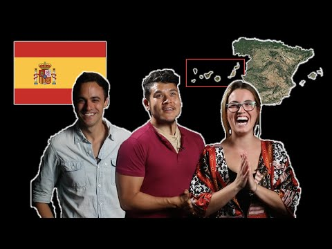Geography Now! SPAIN