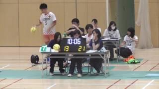 2016/8/5 東医体 ハンドボール 決勝 順天堂医 vs 旭川医科 2