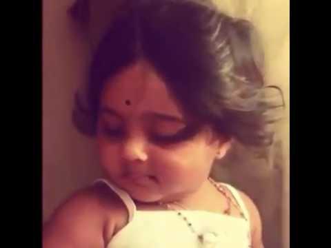 Chella Kutty Unna Kana. Very Cute