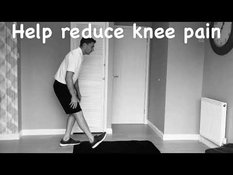 Help to reduce knee pain
