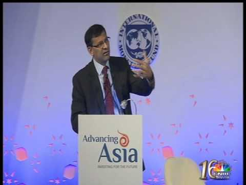 Towards Rules of Monetary Game:Governor Dr Raghuram G Rajan@IMF/GoI Conf on Advancing Asia,12/03/16