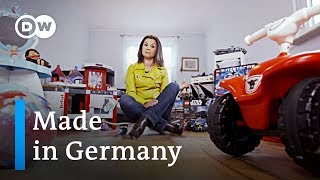 Bossy - rosa und hellbaues Spielzeug | Made in Germany