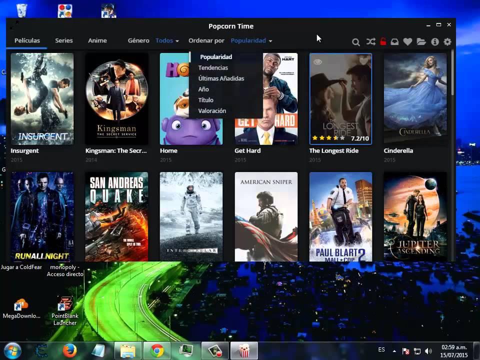 Descargar programas para ver Películas y TV online en PC ...