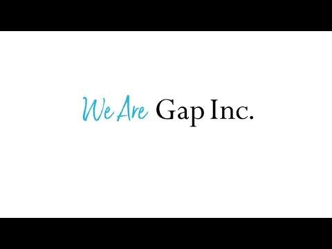 We Are Gap Inc.