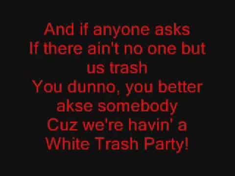 Eminem (Recovery) - 05 W.T.P (White Trash Party) (LYRICS)