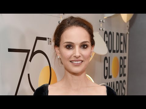 Natalie Portman CALLS OUT Golden Globes For AllMale Director Category