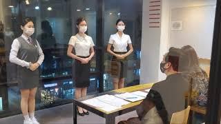 홍대승무원학원은 ABC승무원학원 홍대점이지!!