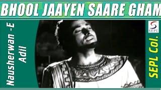 Bhool Jaayen Saare Gham | Lata Mangeshkar, Mohammed Raf @ Nausherwan E Adil | Raaj Kumar, Mala Sinha