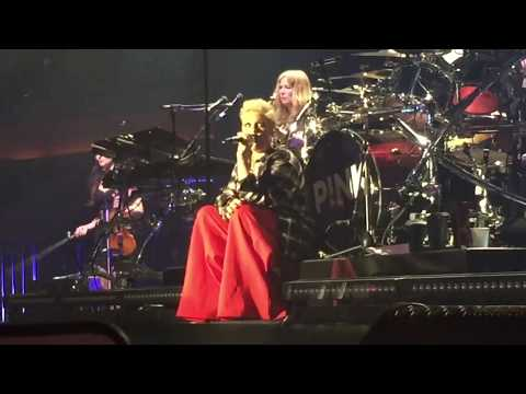 P!nk Pink Cover Of 4 Non Blondes What's Up Palladium Los Angeles 2/8/19