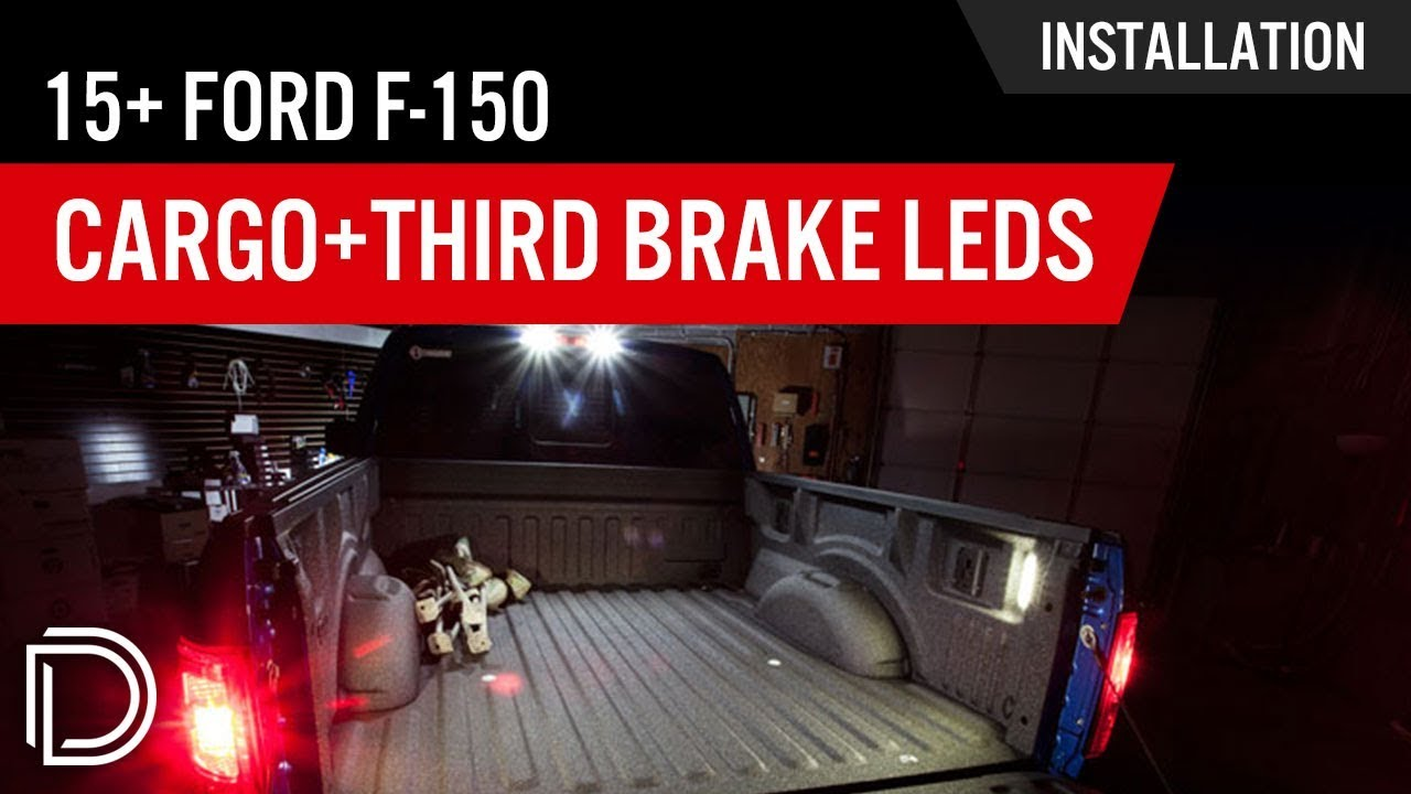 How To Install 2015 Ford F 150 Cargo Third Brake Light Leds Youtube 2006 F150 Wiring Schematic